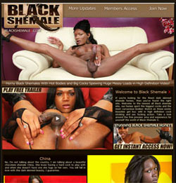 If you're looking for the finest dark skinned shemale honies, then you've found the right site